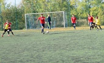Piłka nożna – gmina