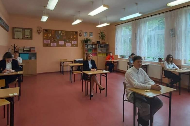 Egzaminy ósmoklasistów 2021