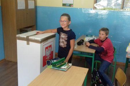 Wybory do Zarządu Samorządu Uczniowskieg...